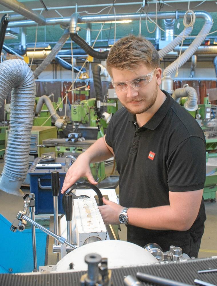 Værktøjsmager: Fedt med håndværk og teknologi - Jern & Maskinindustrien
