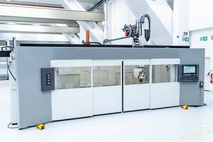 CMS Ares CNC maskine