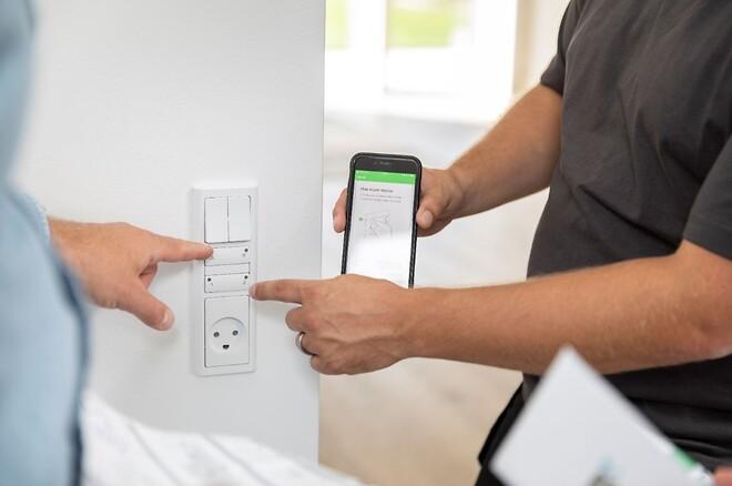 Schneider Electric og Lauritz Knudsen lancerer nyt smart home-system: Wiser