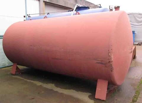 Olietank - 5.900 Liter