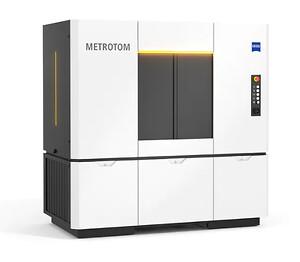 Industriell måleteknikk, x-ray. metrotom