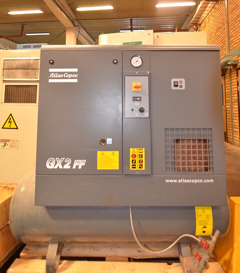 Atlas Copco Airpower GX 2 FF 2006