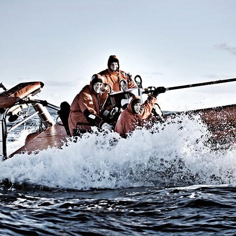 Stcw fast rescue boat