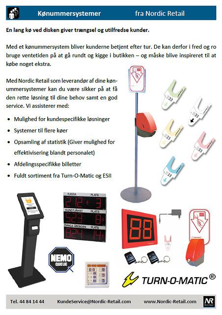 Nordic Retail - Køsystemer