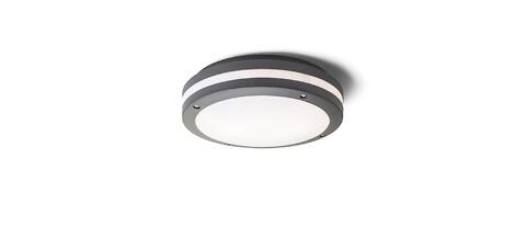 Robust LED-skottlampa för utsatta miljöer