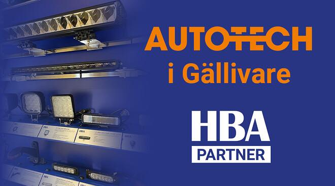 HBA Partner Autotech i Gällivare