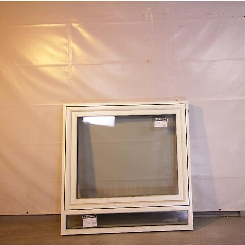Drejekip vindue i træ/alu, 009459