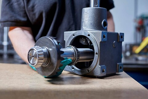 Cylindrical gears with high precision - Cylindrical gears with high precision