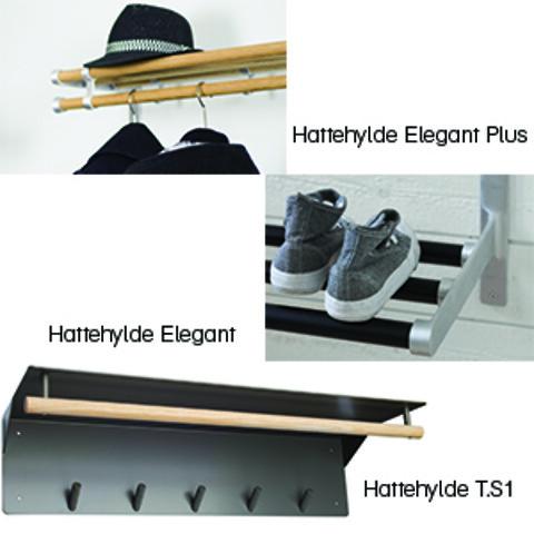 Nyt til hatten, moderne og designet