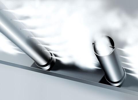 Condair ESCO ångbefuktare - Condair ESCO bruges til luftfugtighedsstyring med dampbefugtning til ventilation eller kanal.