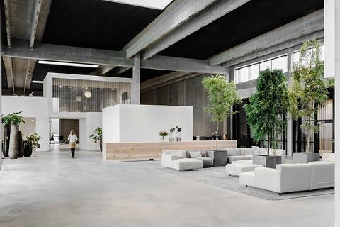 Gratis virtuel rundvisning i Årets kontorbyggeri 2020: Ambiente - Gratis virtuel rundvisning i Ambientes nye kontor - Nohrcon - kilde: Ambiente
