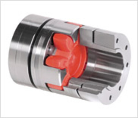 Rotex® GS Clamping ring hubs steel fra KTR Systems Norge AS