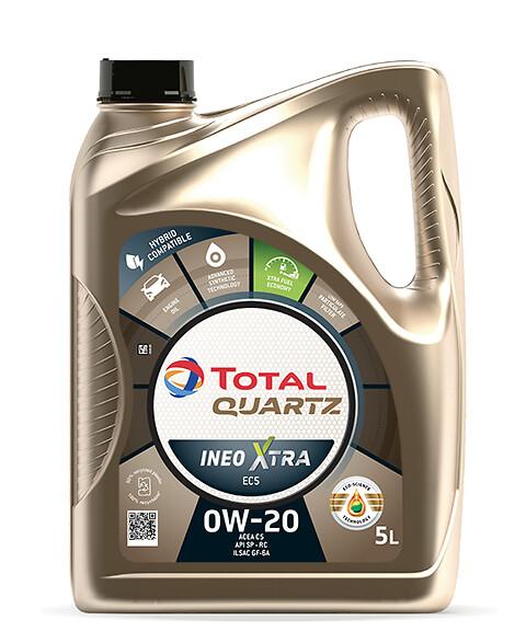 Syntetisk motorolie med enestående ydeevene fra TotalEnergies - TotalEnergies, motorolie, QUARTZ