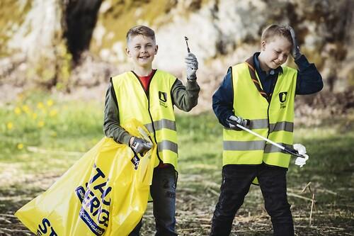 Städa Sverige, idrottens miljöorganisation