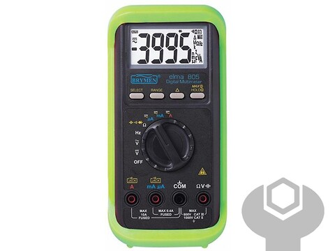 Multimeter BM805 elma
