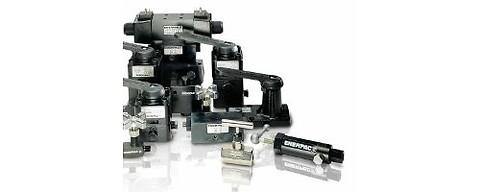 NHI ApS forhandler ENERPAC hydrauliske ventiler.