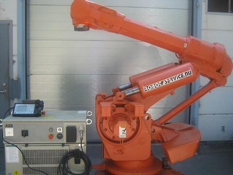 ABB robot IRB6400 S4C 150kg/2.4m M2000 FYND!!!