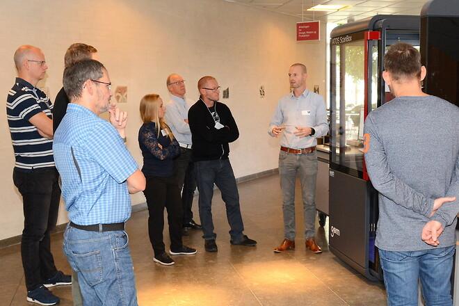 Mikroseminar om 3D måleteknik