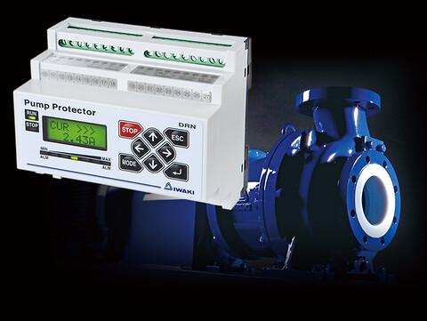 IWAKI pump övervakning skyddar pumpar från skador! - IWAKI Pumpövervakning