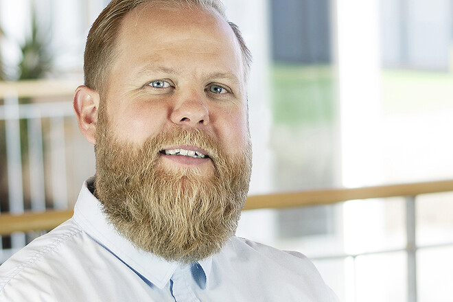 Ny produktansvarlig Lars Christian Østergaard Hansen - Cabicon a/s