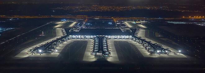 Istanbul nye lufthavn IST