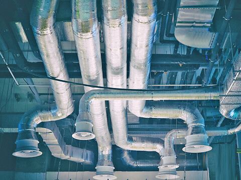 Indregulering af ventilationsanlæg