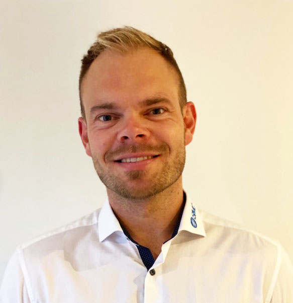 Ny salgsingeniør hos SMC Danmark AS