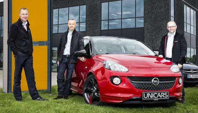 Opel-skifte i Nordsjælland - Motor-magasinet