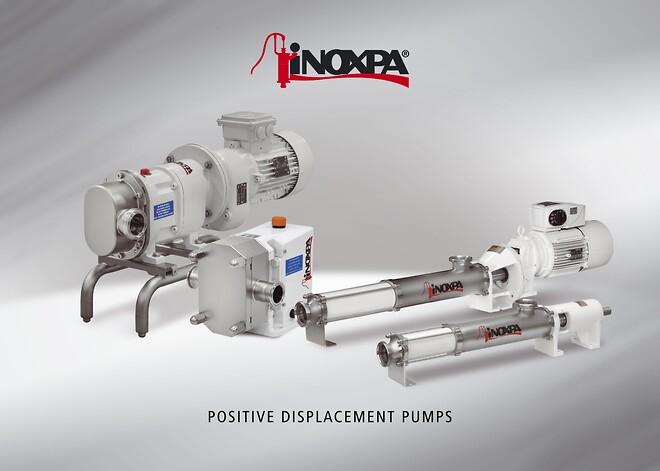INOXPA loberotor pump
