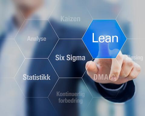 Lean Six Sigma  - Alt kvalitets- og forbedringsarbeid handler i siste enden om å gjøre kundene fornøyde. Med vårt Lean Six Sigma-kurs gir Kiwa deg en nyttig verktøykasse du kan bruke i bedriftens daglige forbedringsarbeid.