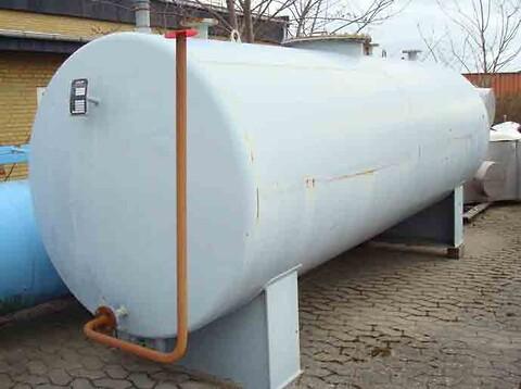 Olietank - Hedtolie - 5.700 liter