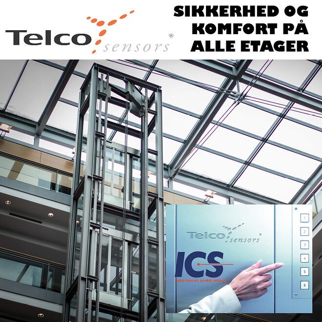 telco ics lysgitter fotoceller automation sikkerhed komfort