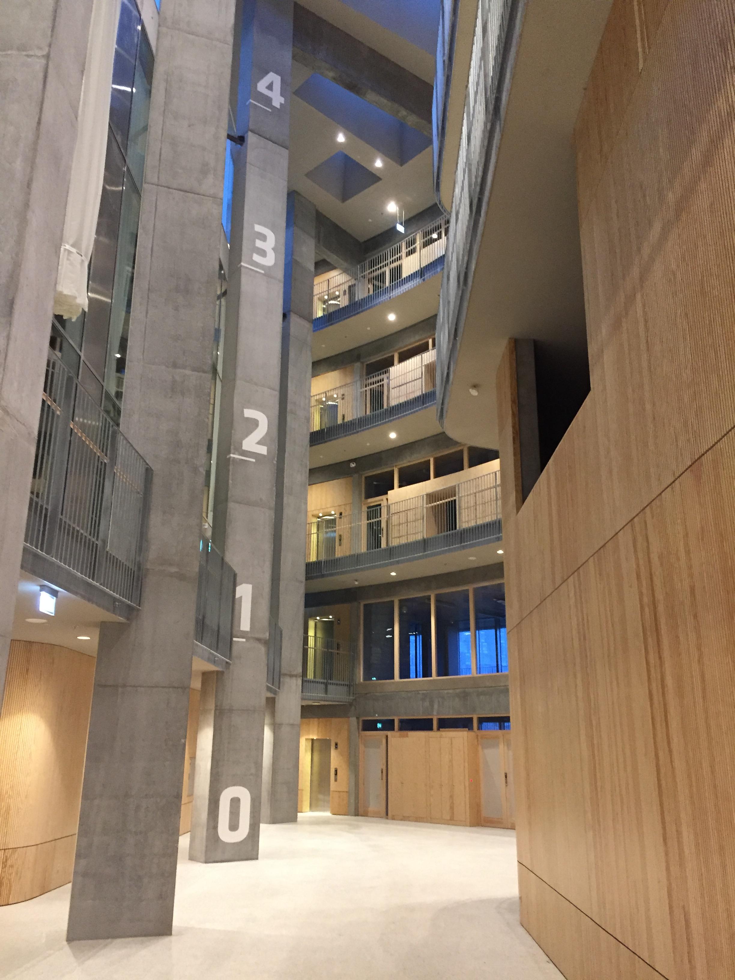 Kalvebod Fælled Skole står klar til eleverne - Building Supply DK