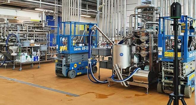 3d laserscanning steelxperts tick cad