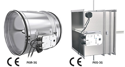 Brandsikring af ventilationssystemer
