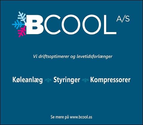 Vi driftsoptimerer og levetidsforlænger - BCOOL A/S, styringer, køleanlæg, kompressorer, service, vedligehold, driftsoptimering, levetidsforlængelse