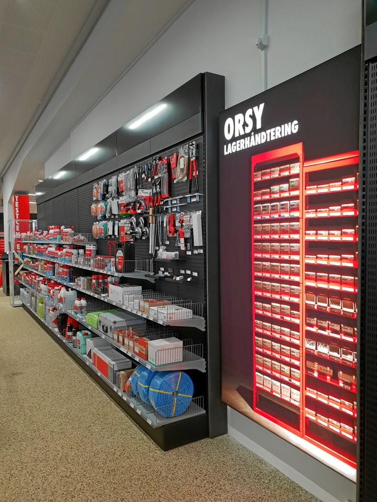 9e5d0e75 Würth åbner to nye butikker - Motor-magasinet