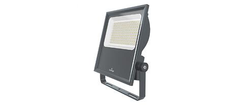 Energisparande LED-projektor för arenor och simbassänger