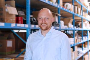 Jakob Voergaard Pedersen er tiltrådt stillingen som Salgs- og Marketingchef hos KS Gruppen og Rota-Dan.