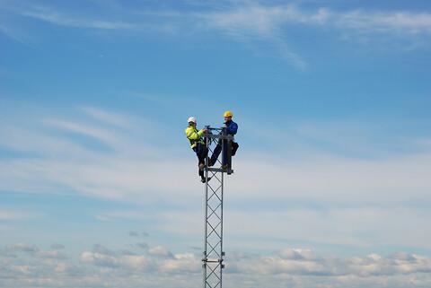EIVA-SAFEX AS Arrangerer fallsikringskurs med teori og praksis