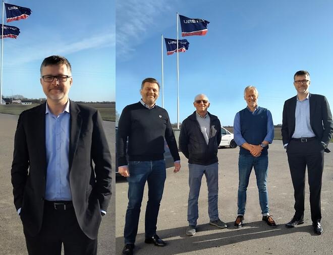 Uretek Holdings nye bestyrelse