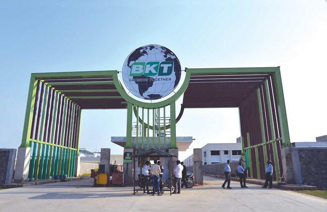 BKT Bhuj plant