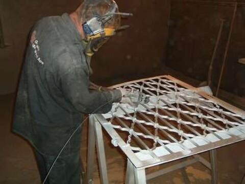 Metallisering udføres i høj kvalitet