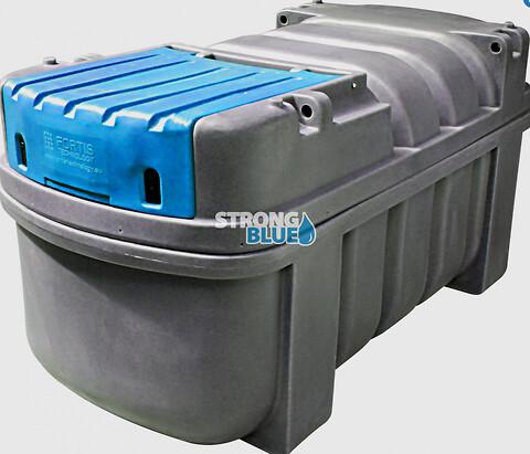 2000L dobbeltvægget adblue tank