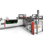 Automation optimerer materialeflowet: Passende automationsløsninger forbedrer maskinudnyttelse og processikkerhed.