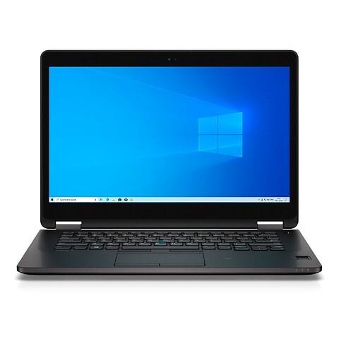 "14"" dell latitude E7470 - intel i5 6300U 2,4GHz 256GB ssd 8GB Win10 pro - grade b - bærbar computer"