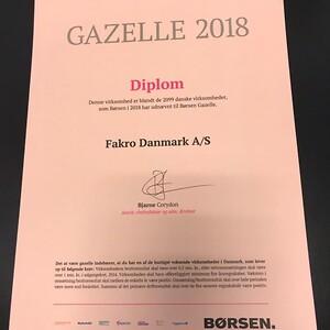 Gazelle 2018 FDK