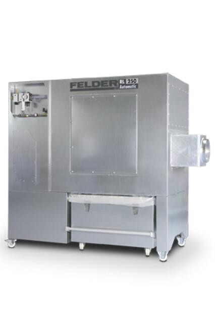 RL 250 renlufts udsugningssystem fre Felder