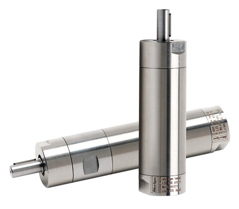 Trykluftmotor- LZB i rustfrit stål