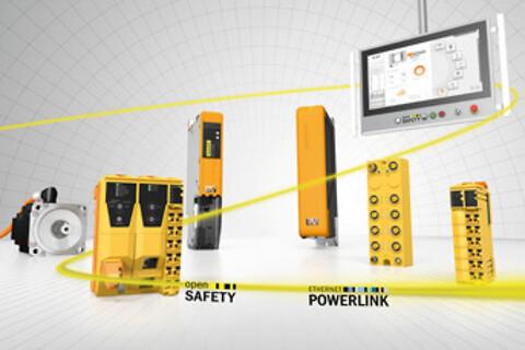 Safety udstyr fra B&R er en redningsvest til din maskine